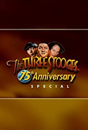 The Three Stooges 75th Anniversary Special Poster