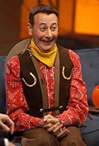 Primary photo for Pee Wee Herman Wears a Halloween Costume