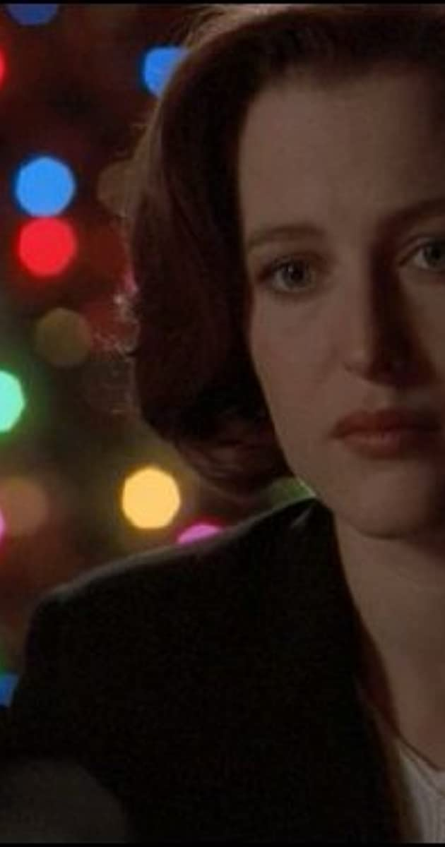 X Files Christmas Carol.The X Files Christmas Carol Tv Episode 1997 Imdb