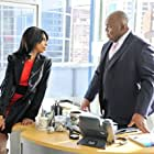 Khandi Alexander and Windell Middlebrooks in Body of Proof (2011)