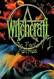 Witchcraft V: Dance with the Devil (1993) Poster - Movie Forum, Cast, Reviews