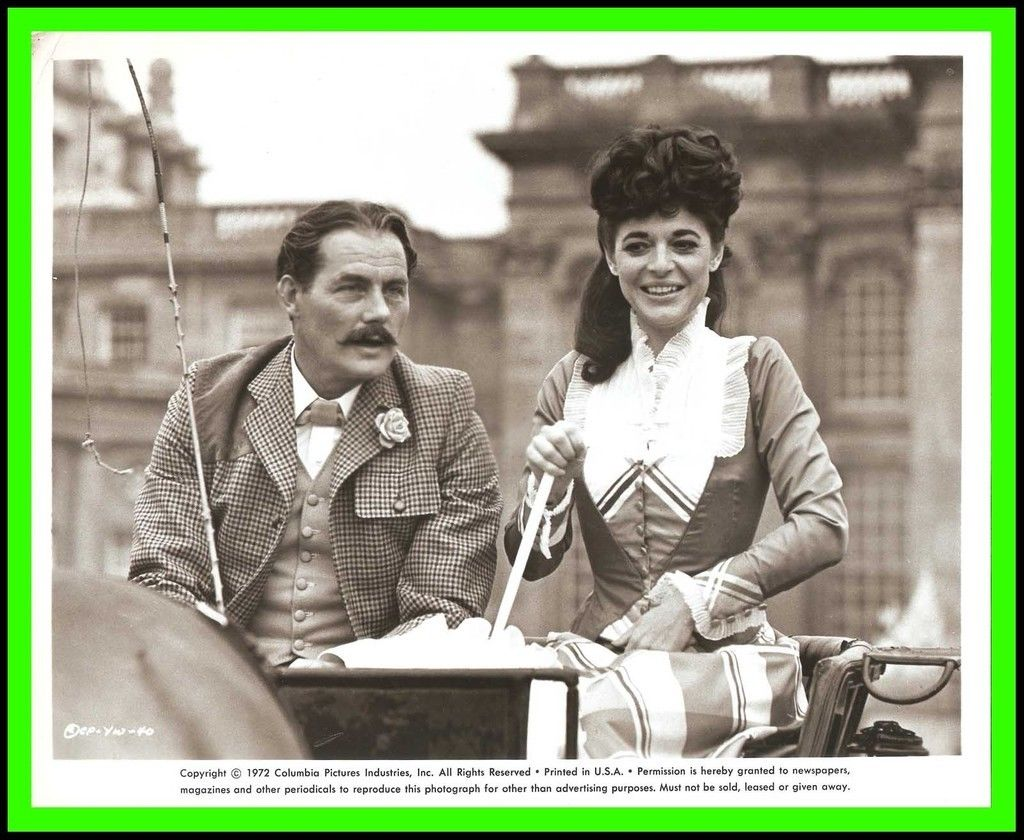 Anne Bancroft and Robert Shaw in Young Winston (1972)