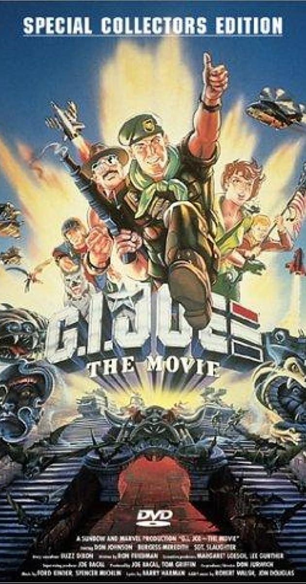 Subtitle of G.I. Joe: The Movie