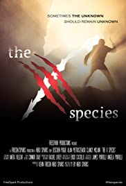 The X Species Poster