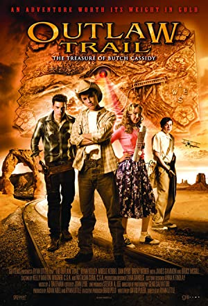 Western Outlaw Trail: The Treasure of Butch Cassidy Movie