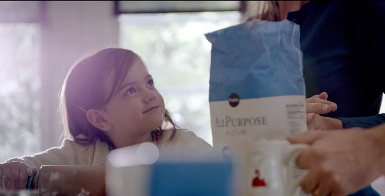 abby ryder fortson starring in the 2013 publix christmas commercial visitor - Publix Christmas Commercial