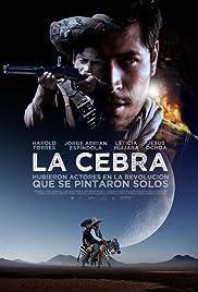 La cebra Poster