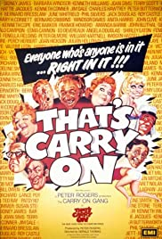 That's Carry On! (1977) Poster - Movie Forum, Cast, Reviews
