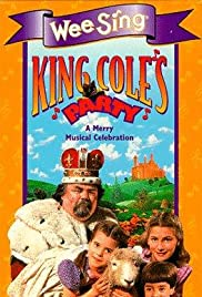 King Cole's Party Poster
