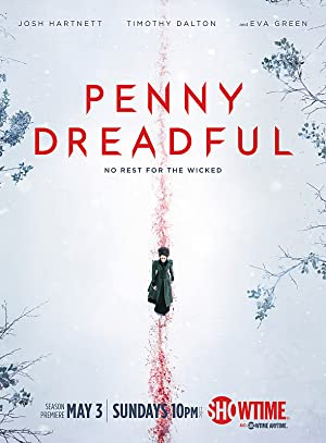 View Penny Dreadful - Season 3 TV Series poster on 123movies