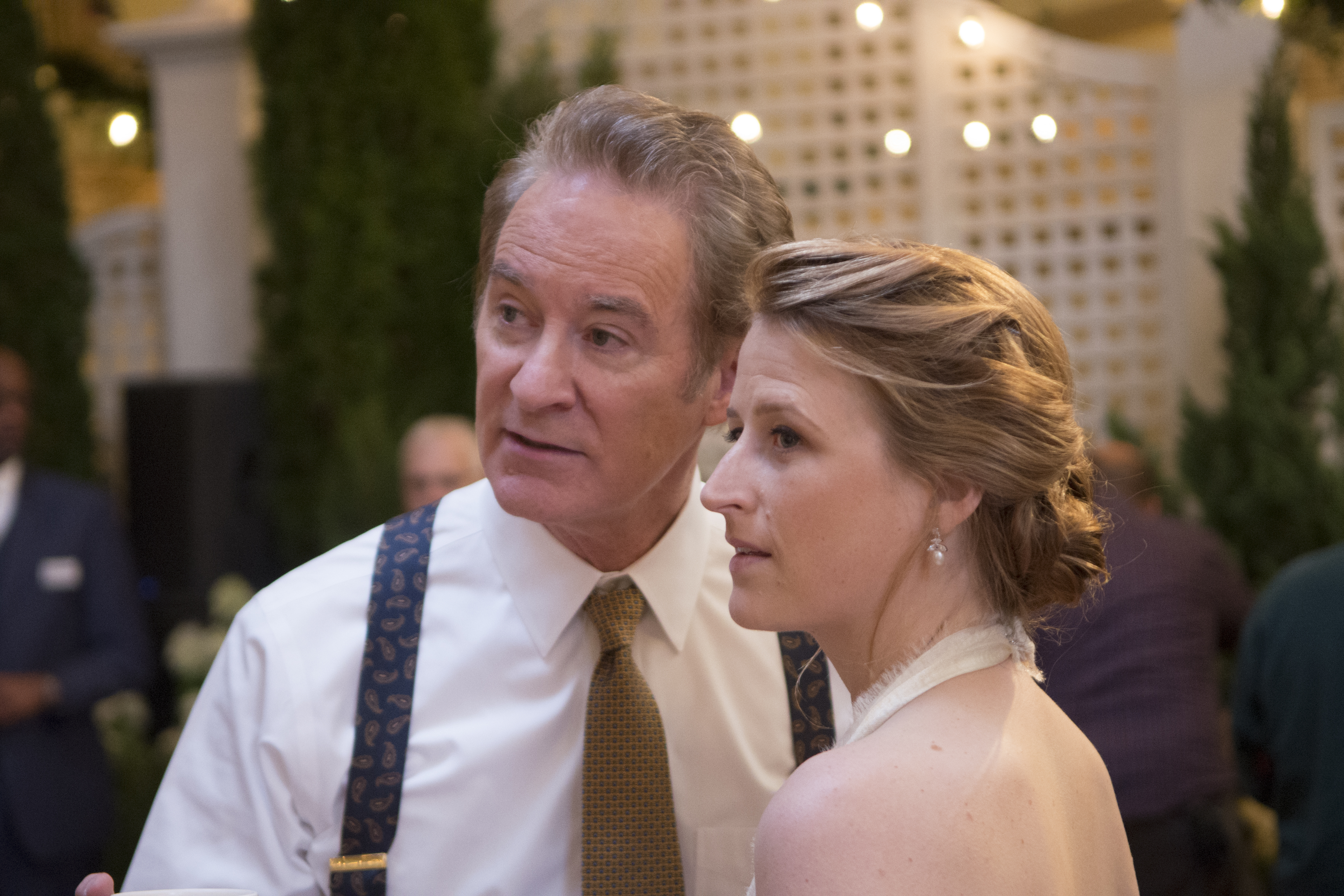 Kevin Kline and Mamie Gummer in Ricki and the Flash (2015)