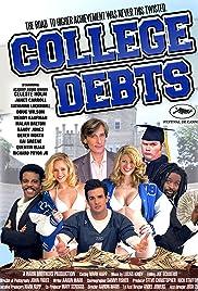 College Debts Poster