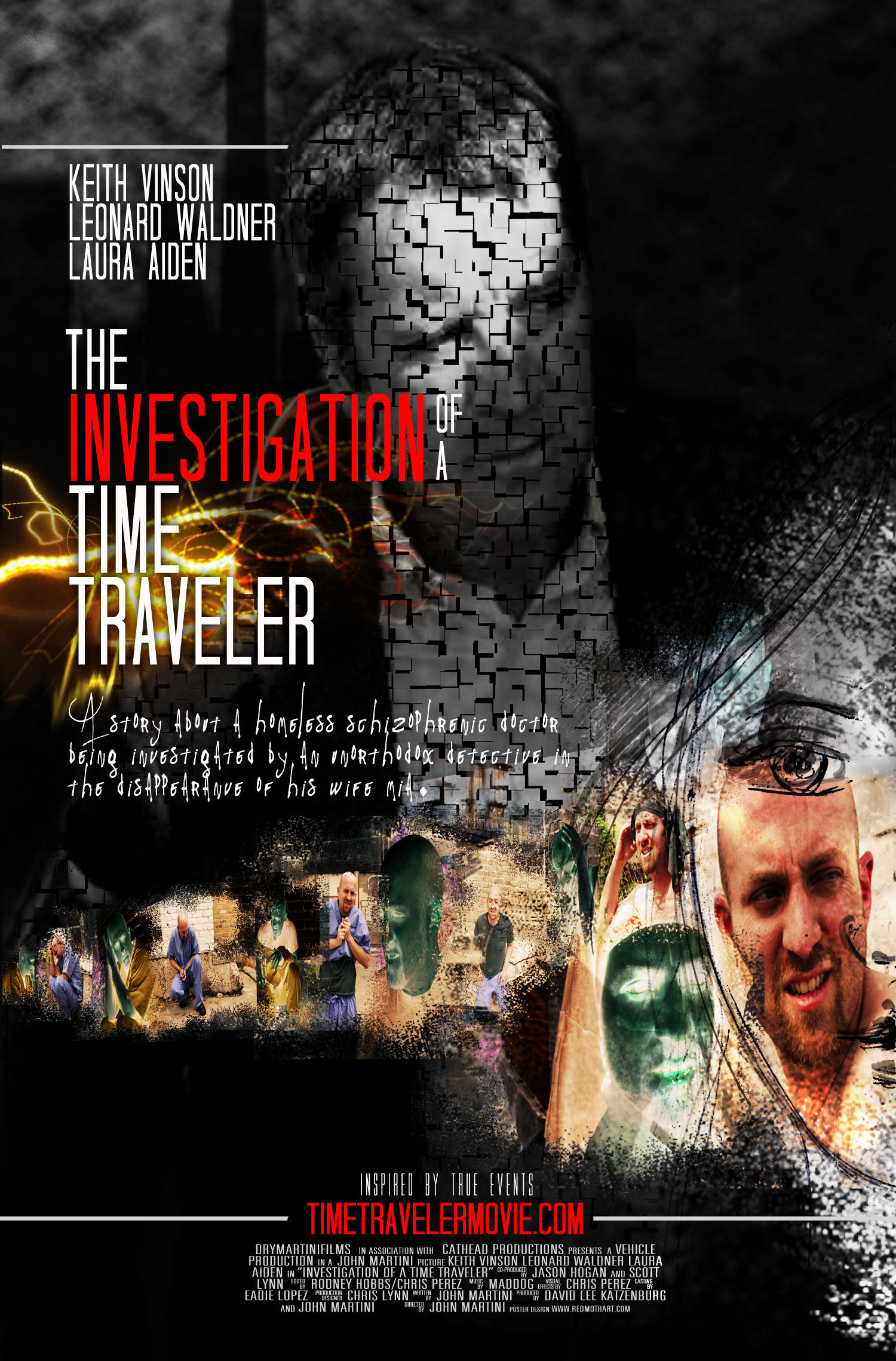 the investigation of a time traveler 2013 imdb
