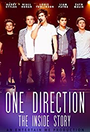 One Direction: The Inside Story Poster