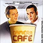 Yvan Le Bolloc'h and Bruno Solo in Caméra café (2001)
