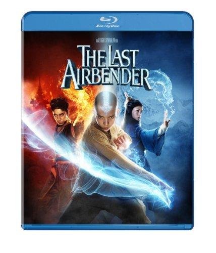 Dev Patel, Nicola Peltz, and Noah Ringer in The Last Airbender (2010)