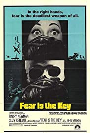Fear Is the Key Poster