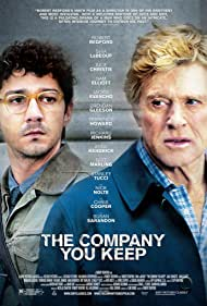 Robert Redford and Shia LaBeouf in The Company You Keep (2012)