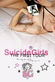 SuicideGirls: The First Tour Poster