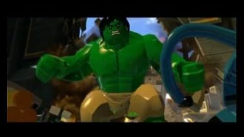 LEGO Marvel Super Heroes (VG)
