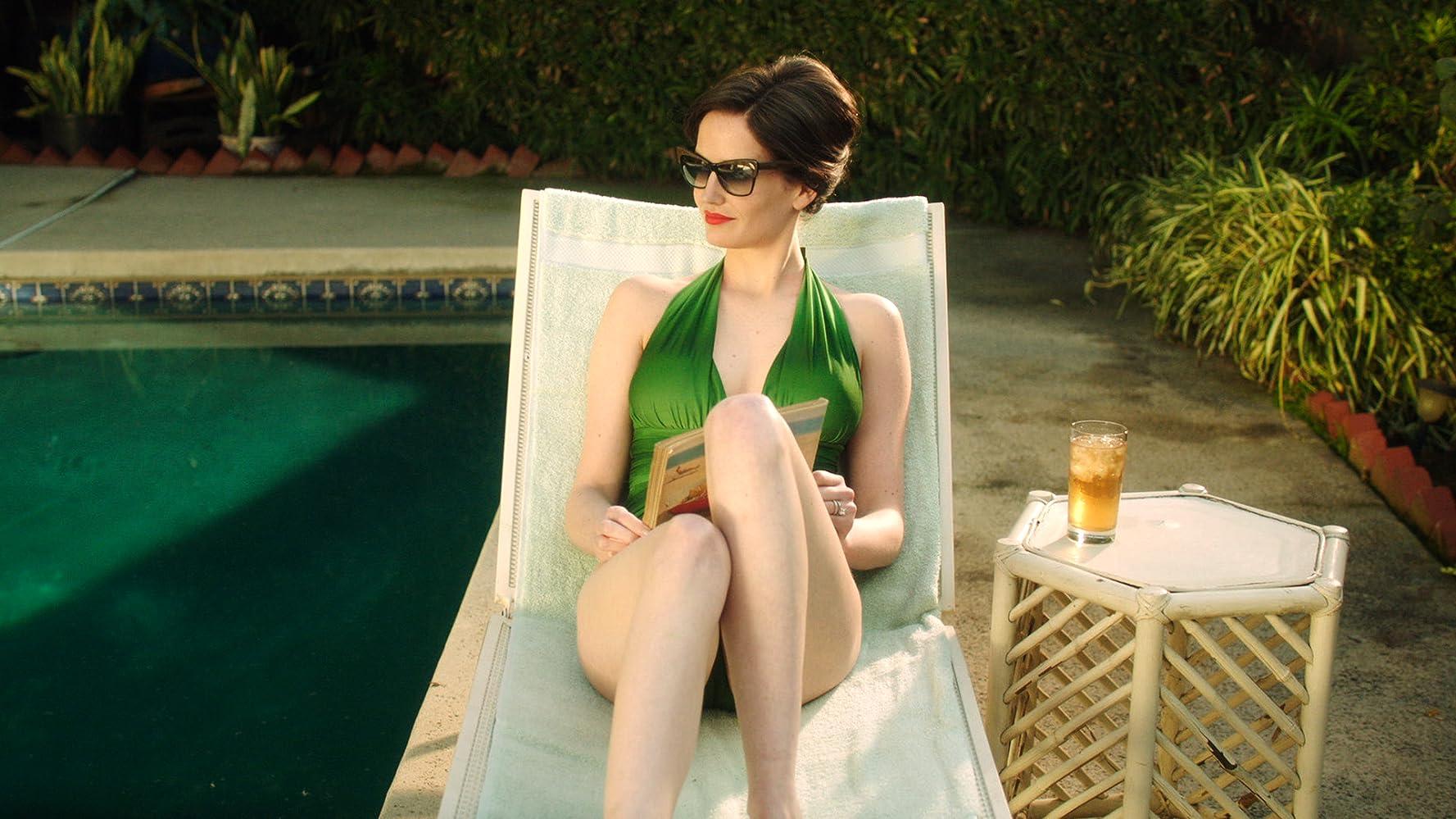 Eva green bikini pics