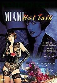 Miami Hot Talk Poster