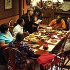 Angela Bassett, Margaret Avery, Frankie Faison, Rick Fox, Jenifer Lewis, Tamela J. Mann, Lamman Rucker, David Mann, and Lance Gross in Meet the Browns (2008)