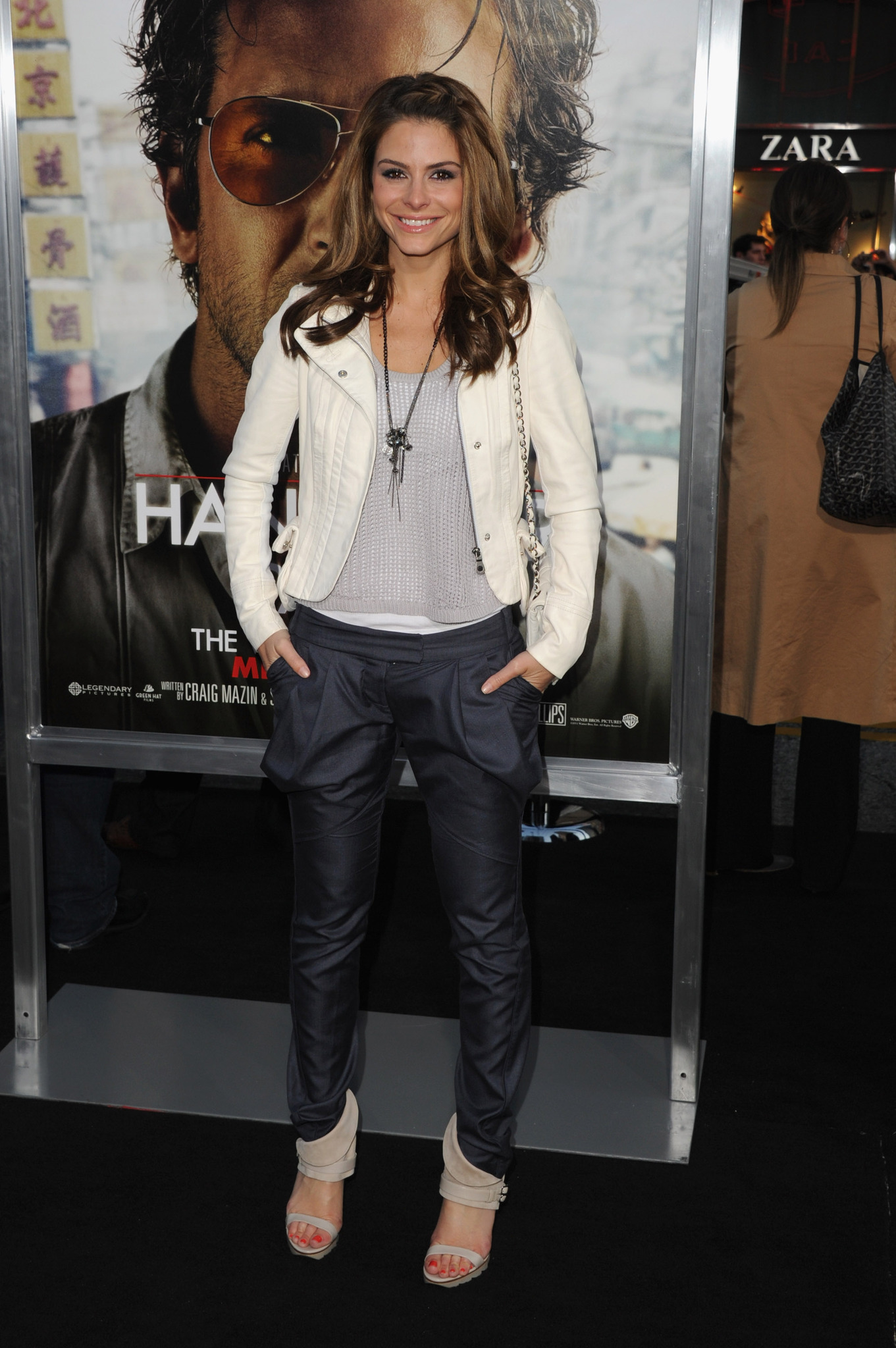 Maria Menounos at an event for The Hangover Part II (2011)