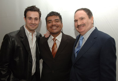 Freddie Prinze Jr., Gabe Kaplan, and George Lopez