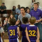 Mark Wahlberg, Will Ferrell, and Brady Yarborough in Daddy's Home (2015)