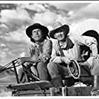 Walter Brennan and Chief Yowlachie in Red River (1948)