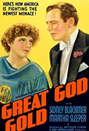 Great God Gold Poster