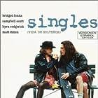 Matt Dillon and Bridget Fonda in Singles (1992)