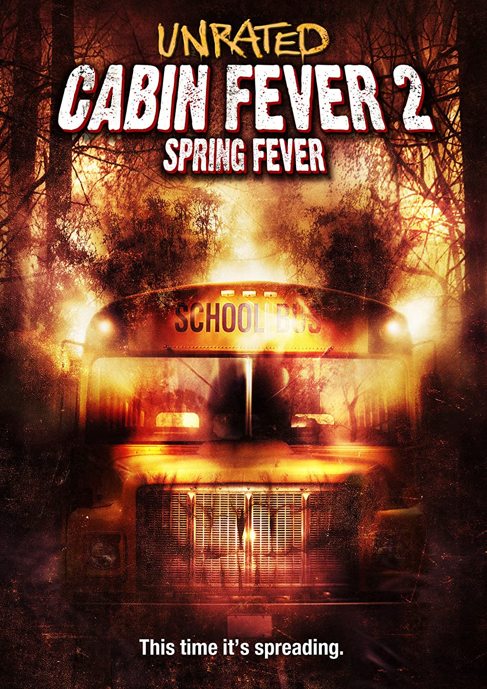 Cabin Fever 2 Spring Fever 2009 Hindi ORG Dual Audio 480p BluRay ESub 304MB Download