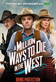A Million Ways to Die in the West (2014) HDRip Hindi Full Movie Watch Online Free