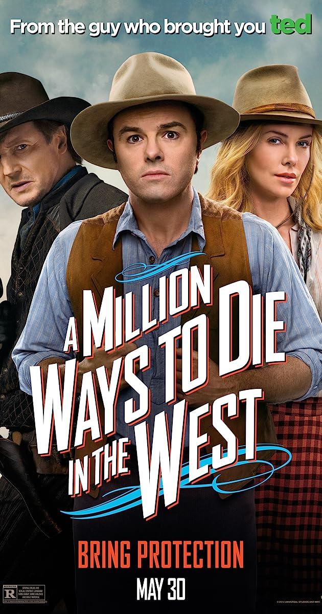 Triệu Kiểu Chết Ở Miền Viễn Tây - A Million Ways to Die in the West (2014)