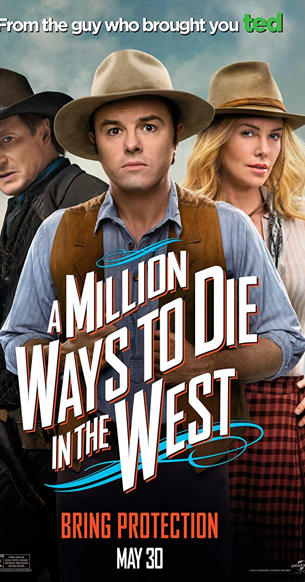 Free Download A Million Ways to Die in the West Full Movie