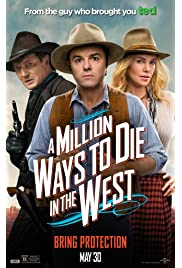 A Million Ways to Die in the West (2014) film en francais gratuit