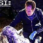 David Berman and Blair Bomar in CSI: Crime Scene Investigation (2000)