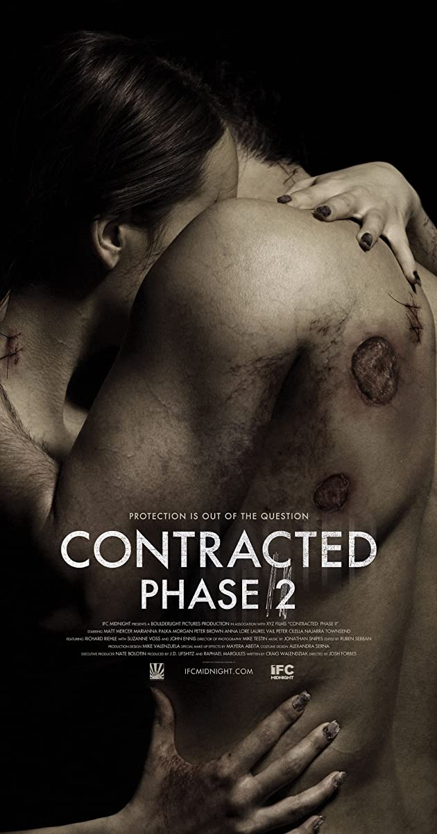 Subtitle of Contracted: Phase II