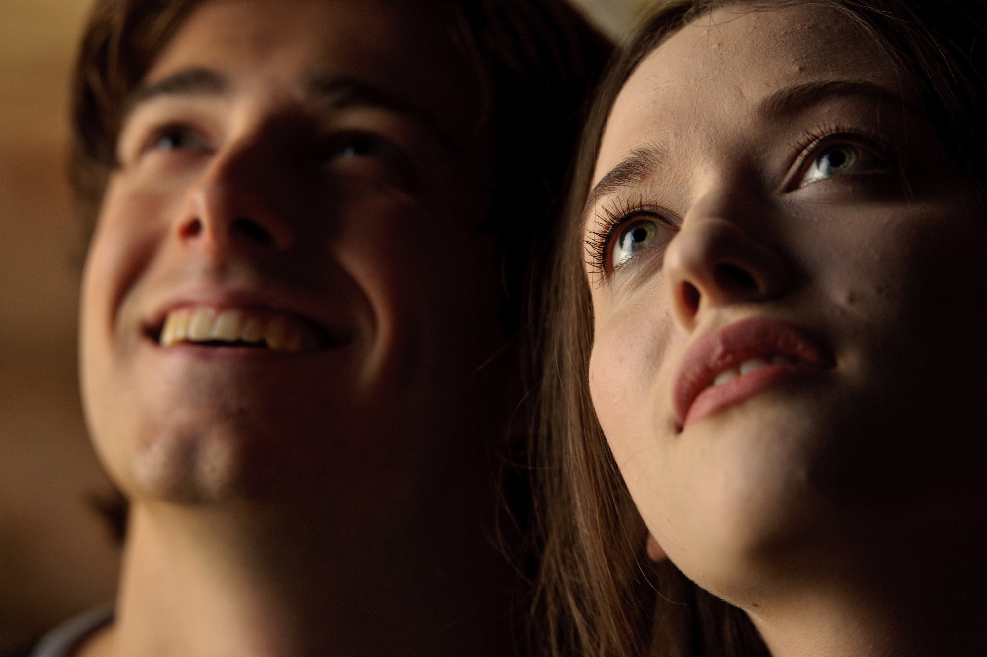Kat Dennings and Reece Thompson in Daydream Nation (2010)