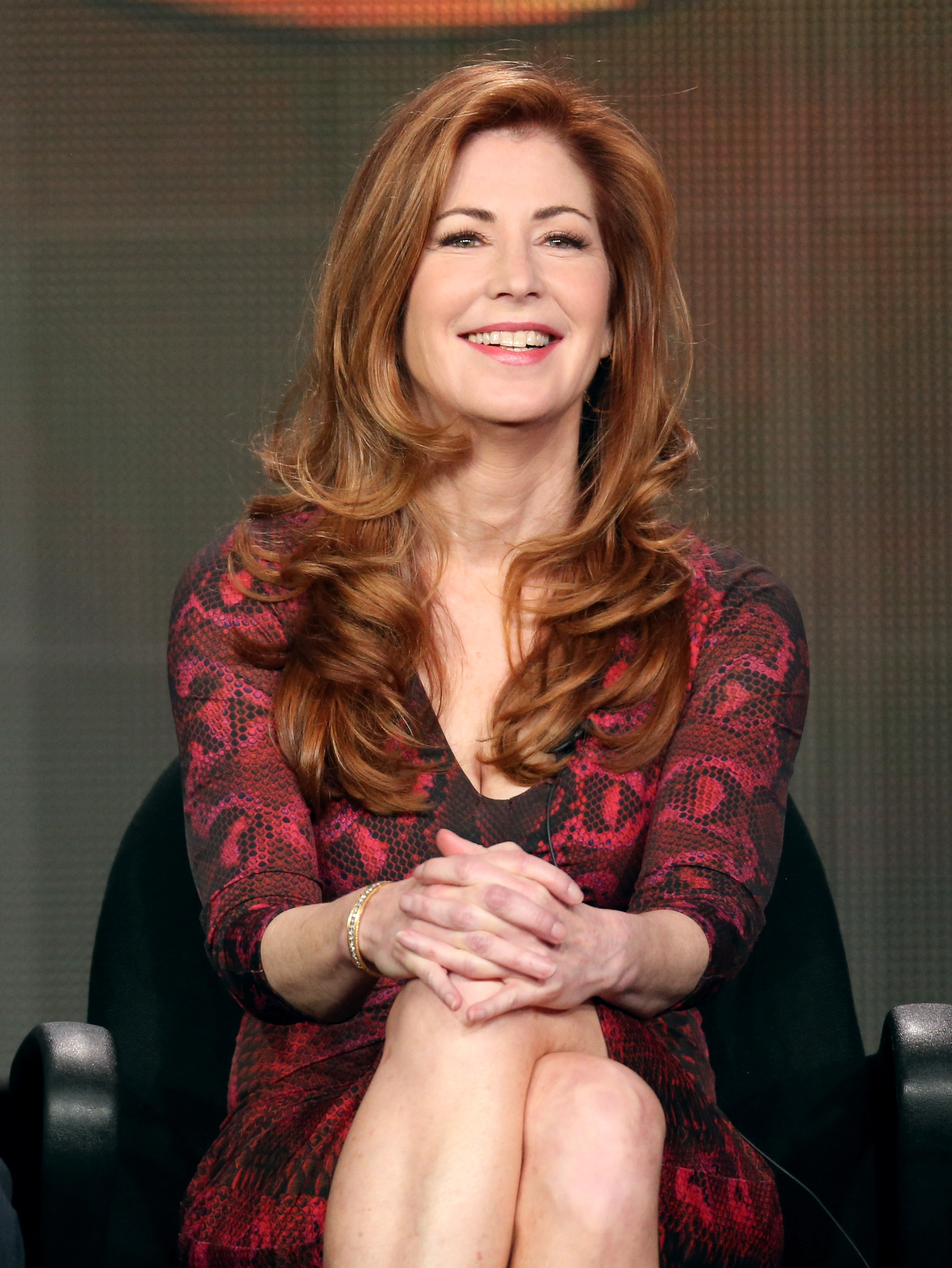 Dana Delany at an event for Body of Proof (2011)