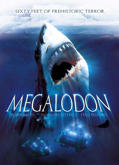 Megalodon – 18 Metros de Terror Torrent (2002) Dublado DVDRip Download