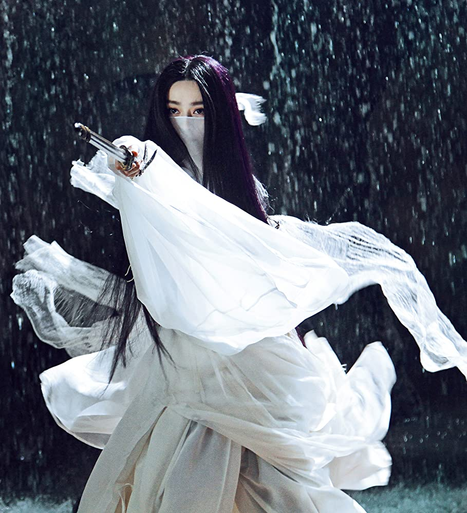 FILM - The White Haired Witch of Lunar Kingdom (2014)