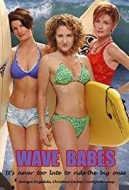 Wave Babes Poster