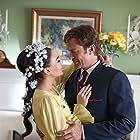 Grant Bowler and Lindsay Lohan in Liz & Dick (2012)