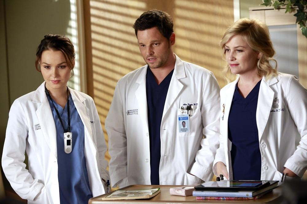 Greys Anatomy Throwing It All Away Tv Episode 2014 Imdb