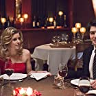 Brandon Routh and Emily Bett Rickards in The Flash (2014)