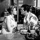 """Whose Been Sleeping In My Bed,"" Elizabeth Montgomery & Dean Martin. 1963 Paramount"