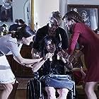 """Zoe Myers, Rachel Yehuda, Tori Montgomery and Maggie Henry in """"Catania! (2013)"""